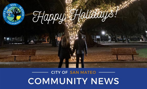 City of San Mateo Community news