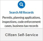 Citizen Self Service (CSS) Portal