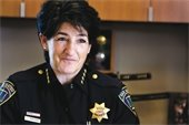Police Chief Susan Manheimer