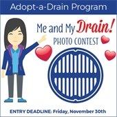 Adopt-a-Drain Photo Contest