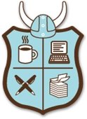 National Library Writing Month Logo