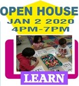 Open House, Jan. 2, 2020
