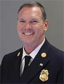 Fire Chief Healy
