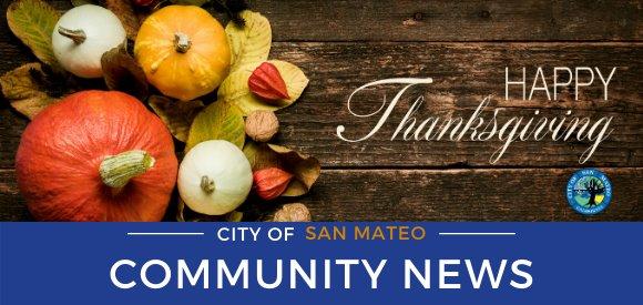 City of San Mateo Community news