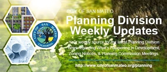 Planning Division Weekly Newsletter