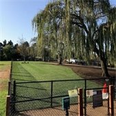 Laurie Meadows Dog Park renovated