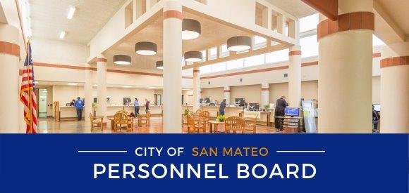 City of San Mateo - Personnel Board