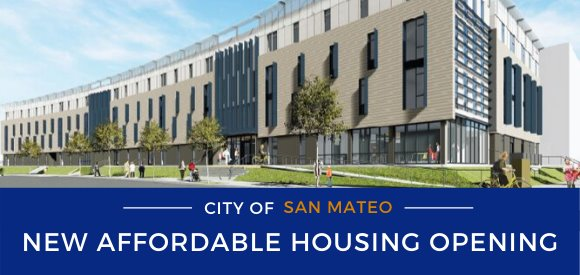 New Affordable Housing Development Opening