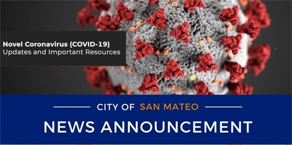 City of San Mateo News Announcement