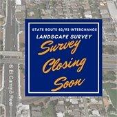 El Camino Real Landscaping survey