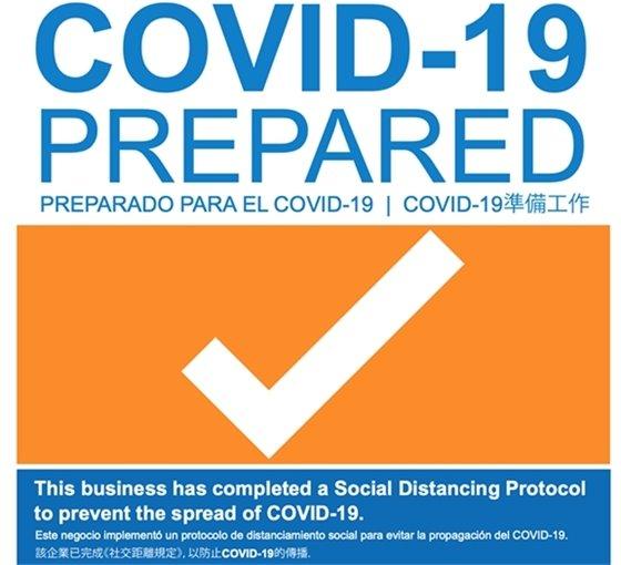 COVID-19 Prepared