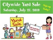 Citywide Yard Sale