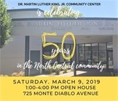 Martin Luther King Jr. Center Celebration Flyer