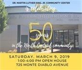 Martin Luther King Jr. Center Celebration Flyer