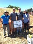 GROW San Mateo volunteers