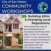 Workshops on ADUs