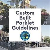 Custom Built Parklet Guidelines