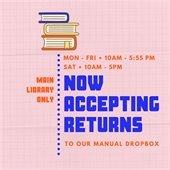 Library Returns