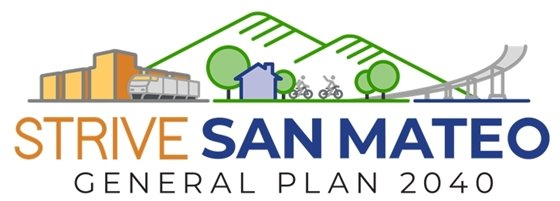 Strive San Mateo General Plan Update