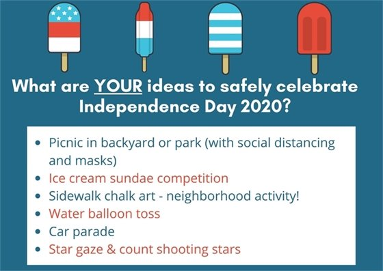 Fourth of July Celebration Tips