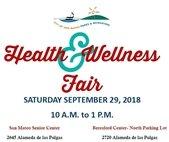 Health & Wellness Fair Flyer