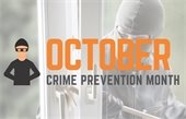 Crime Prevention Month