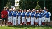 Sister City Baseball Team