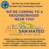 Strive San Mateo Neighborhood Meetings