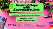 Healing Hope Arts Event