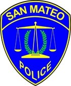 San Mateo Police badge