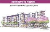 Neighborhood Meeting Flyer