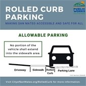 Rolled Curb instructions