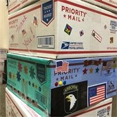 Photo of Packages for Troops