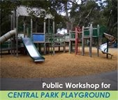 Playground at Central Park