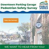 Downtown parking garage safety survey