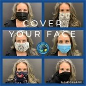 Face covering examples