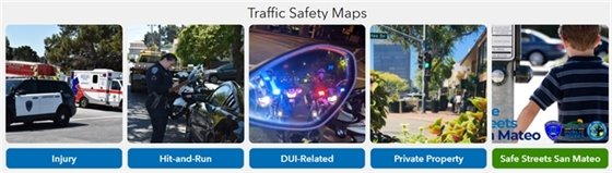 Safe Streets Traffic Safety Maps
