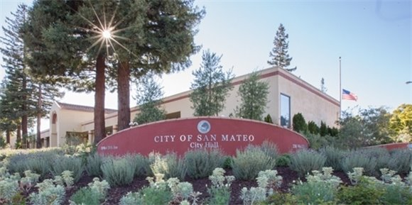 San Mateo City Hall