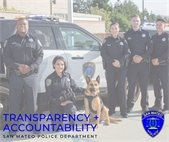 Police accountability and transparency