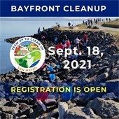 Bayfront Cleanup