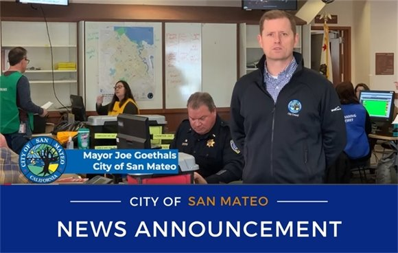 San Mateo News Announcement