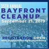 Bayfront cleanup 2019