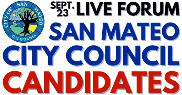 Live San Mateo City Council Candidate Forum