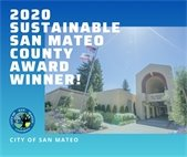 Sustainable San Mateo County Award