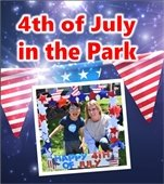 Fourth of July in the Park