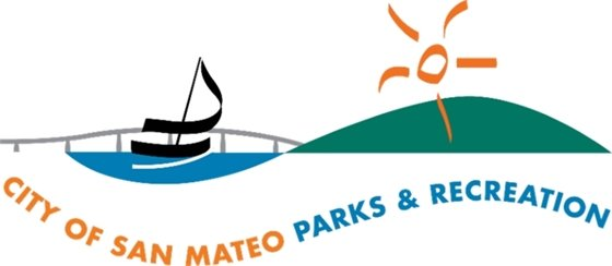 The City of San Mateo Parks and Recreation Department logo