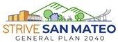 Strive San Mateo General Plan logo