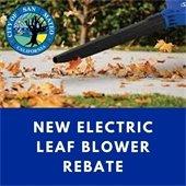 Electric Leaf Blower Rebate Program