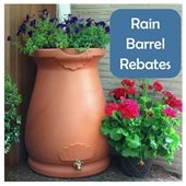 Rain Barrel rebates