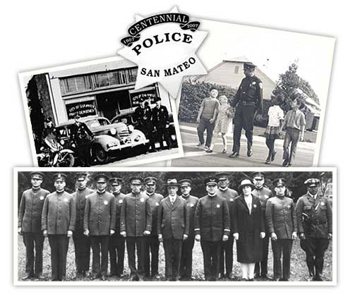 Department History | San Mateo, CA - Official Website